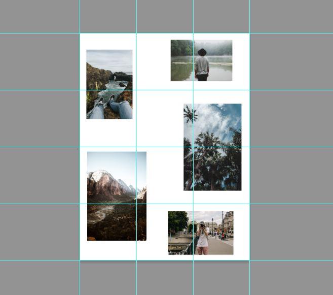 Картинка как вставить фото в вечную ленту в фотошопе