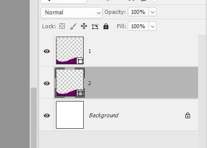 Картинка как пронумеровать слои в фотошопе