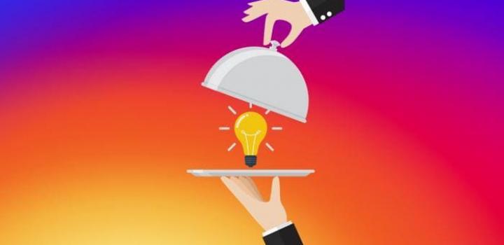 Картинка идеи для планирования контента в инстаграм