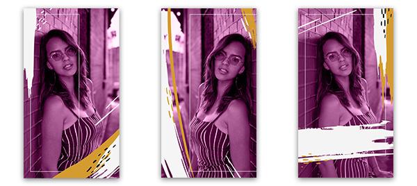 Картинка - обложка инстаграм сторис девушка в солнечных очках