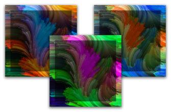Картинка акварельный фон для текста в инстаграм