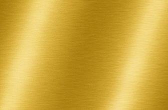 Изображение металлическая текстура золота жёлтого цвета