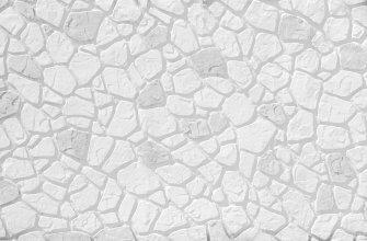 Картинка монохромная текстура белого камня на стене