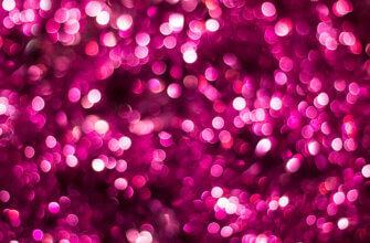 Картинка красивый розовый фон для фотошопа с красными и фиолетовыми светящимися кружками