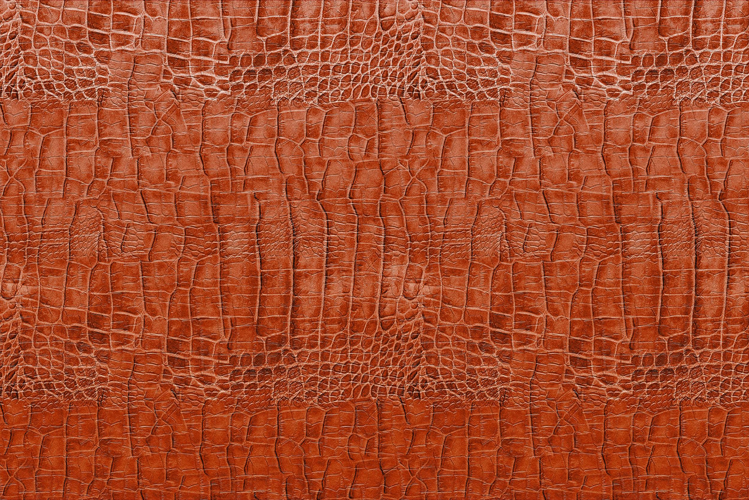 Картинка оранжево коричневая текстура кожи крокодила