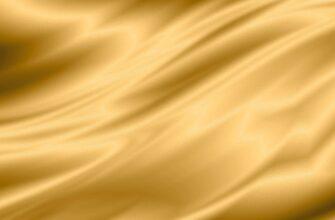 Янтарный фон для фотошопа золотистый шелк.