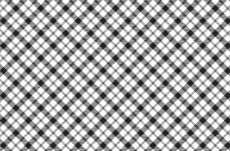 Монохромная клетчатая текстура из серых линий на белом фоне.