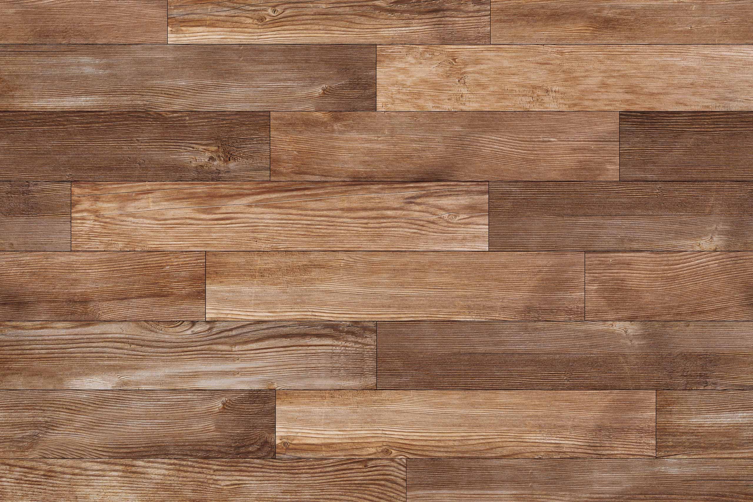 Фото деревянного паркета из коричневых прямоугольных планок.